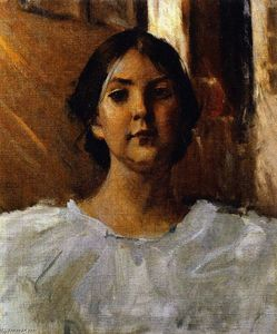 William Merritt Chase - Mi hija Dorothy