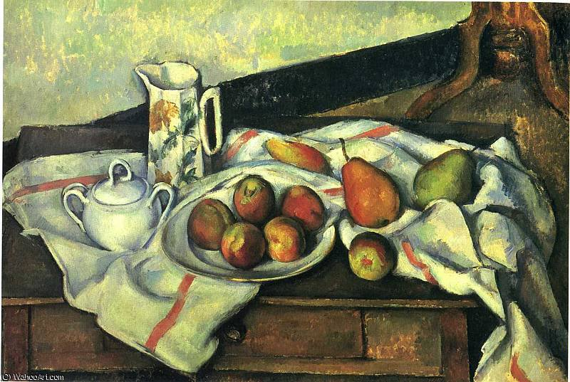 famous painting Sin título 3729   of Paul Cezanne