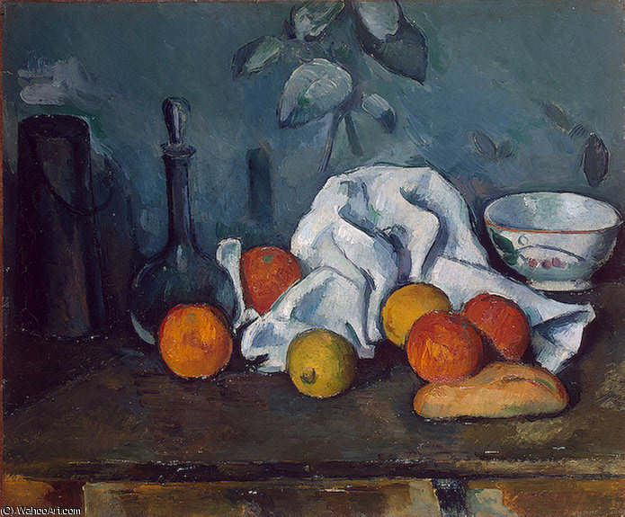 famous painting FRUTO -   -   of Paul Cezanne