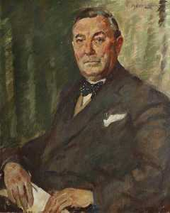Frederic Whiting - John Do . Menzies ( do . 1890–1980 ) , Secretario Superintendente