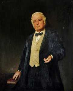 Frederick William Elwell - James Molinos , Esq